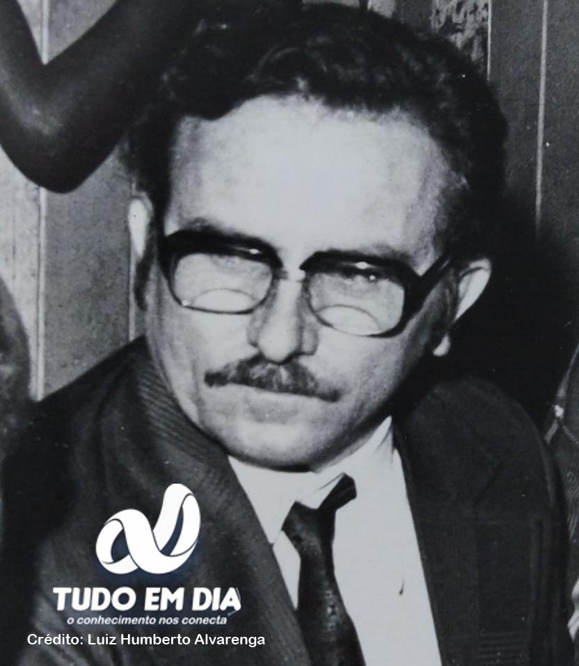 João Pacífico (Foto: Luiz Humberto Alvarenga, cedida ao Tudo Em Dia)