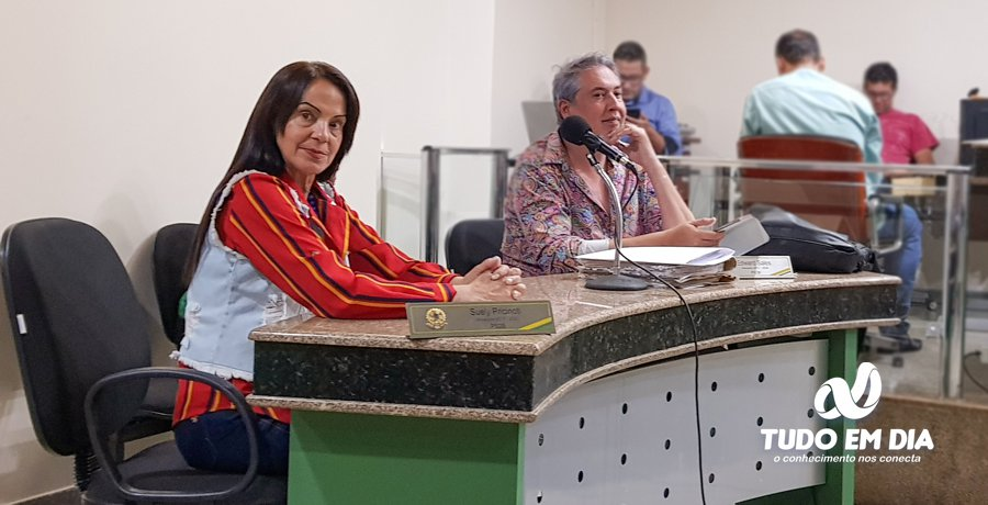 (Esq) Suely Pricinoti e Edward Sales (Foto: Paulo Braga/Tudo Em Dia)