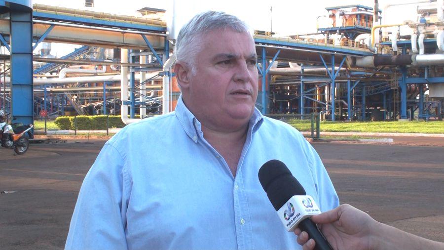 O diretor Paulo Filho durante entrevista ao Tudo Em Dia (Foto: Gabriel Kazuto)