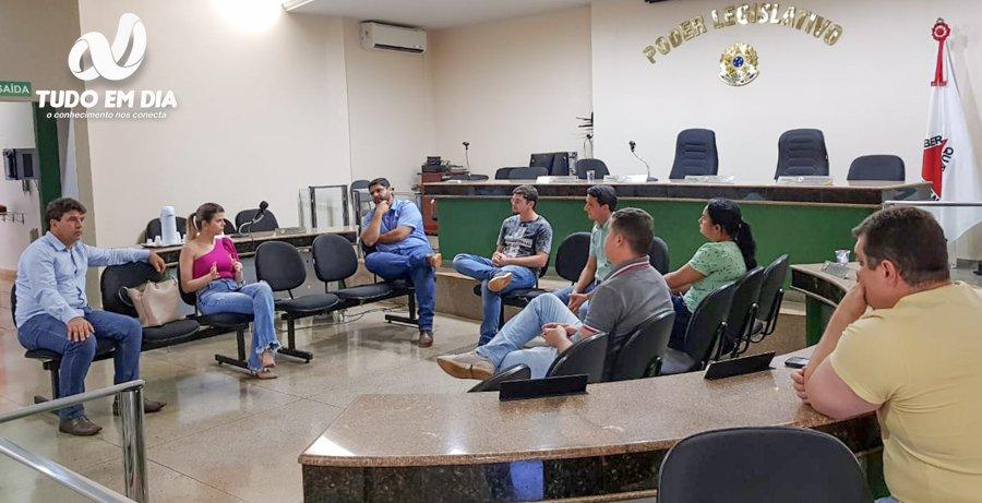 O encontro reuniu as principais lideranças que buscam alternativas para o enfrentamento ao novo coronavírus (Foto: Paulo Braga / Tudo Em Dia)