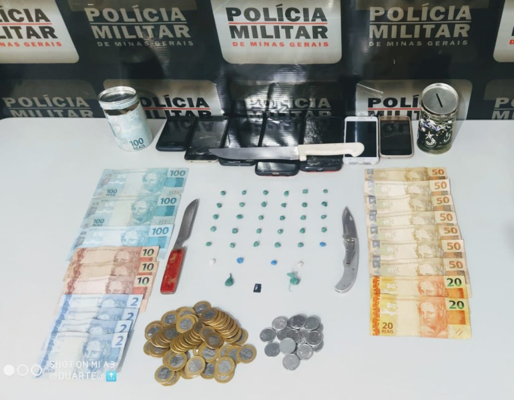 (Imagem: Divulgação/PMMG)