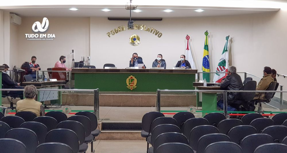 Câmara Municipal de Capinópolis | Foto: Gabriel Kazuto