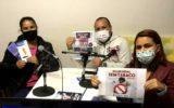Esq. Luana Camargo, Celismar Vieira e Amanda Rodrigues (Foto: Ascom)