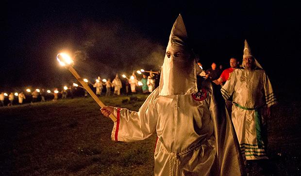 Klu Klux Klan | reprodução