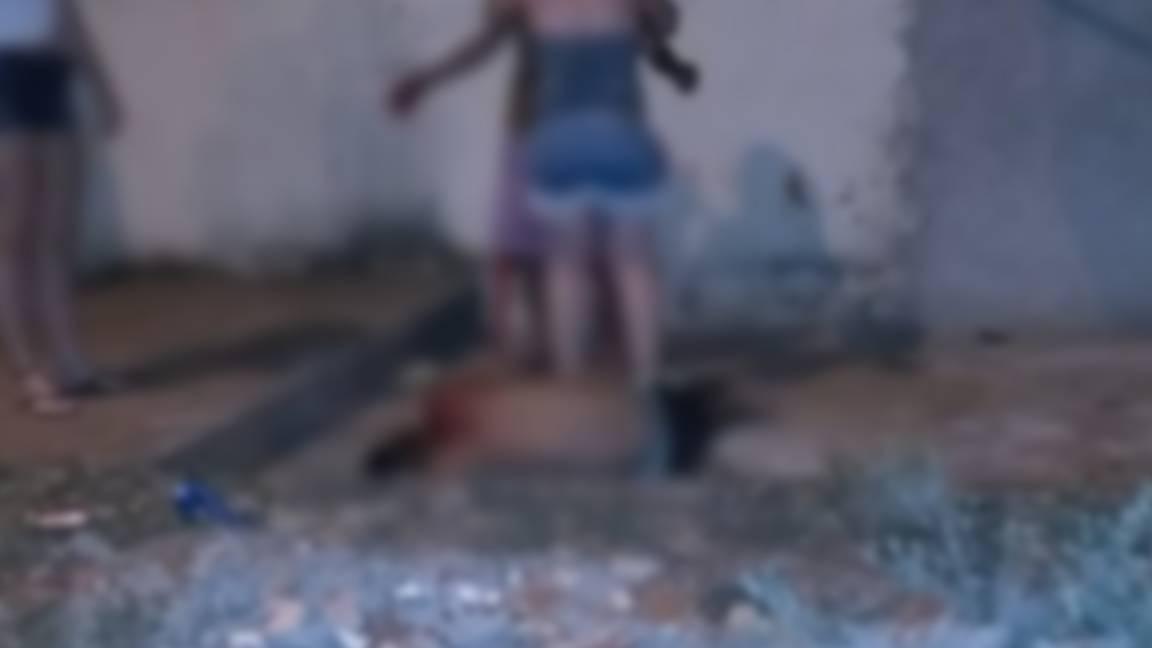 Homem morto em Ituiutaba