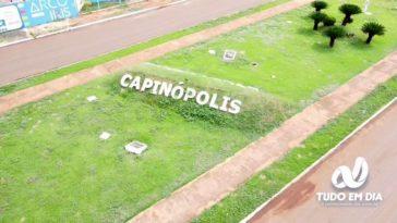Capinópolis, no Triângulo Mineiro   Foto: Tudo Em Dia fotos aéreas