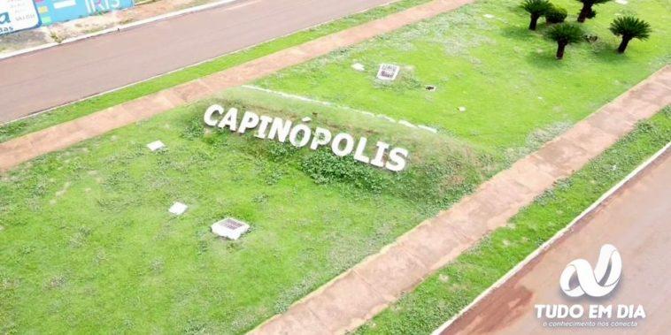 Capinópolis, no Triângulo Mineiro | Foto: Tudo Em Dia fotos aéreas