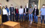 Homenagem foi realizada no Fórum Odovilho Alves Garcia | Foto: Divulgação