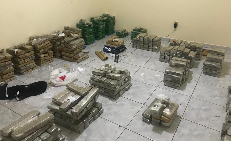 (Foto: Polícia Militar (PM) / Divulgação )