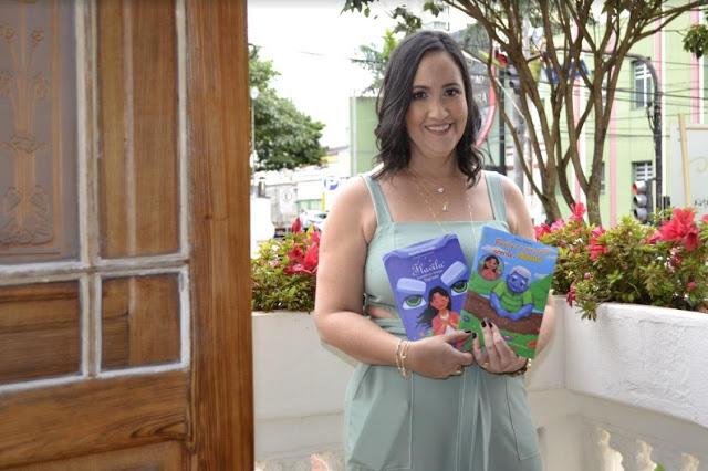 Andréa Brandão - Foto divulgação