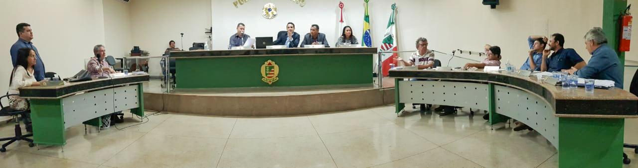 Câmara Municipal de Capinópolis | Foto: Gabriel Kazuto/Arquivo Tudo Em Dia