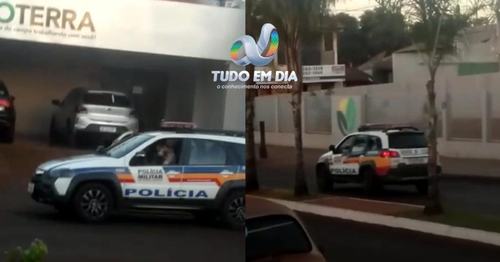 Imagens reproduzidas do vídeo