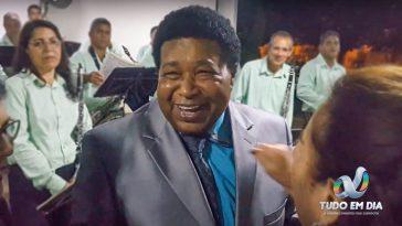 Ronaldo Adriano, cantor e compositor   Foto: Paulo Braga