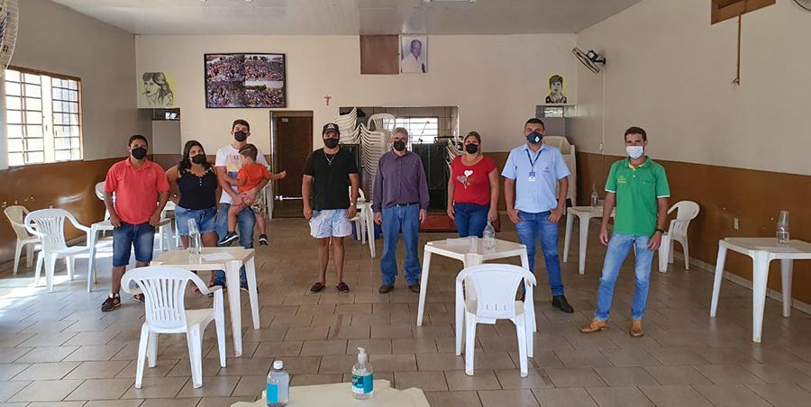 Convenção do PT foi realzada no Sindicato dos Trabalhadores Rurais