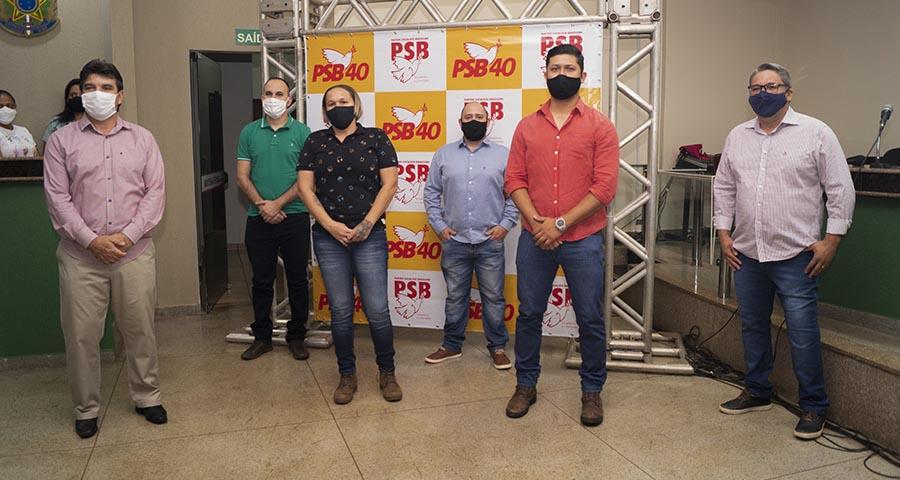 Convenção do PSB