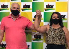 Lucinho e Denise devem disputar a prefeitura de Capinópolis com Cleidimar Zanotto e Jaisson | Foto: Divulgação