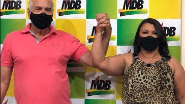 Lucinho e Denise devem disputar a prefeitura de Capinópolis com Cleidimar Zanotto e Jaisson   Foto: Divulgação