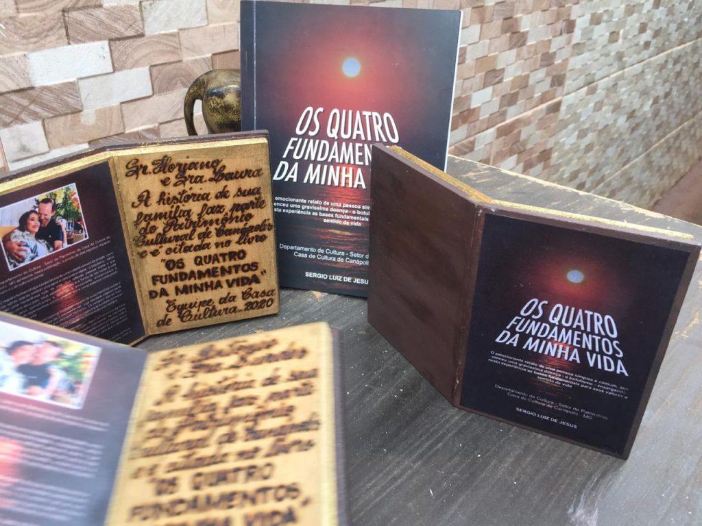 Divulgação/Casa de Cultura de Canápolis
