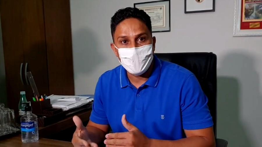 Vereador Chiquinho pagou fiança no valor de R$20 mil e foi liberado