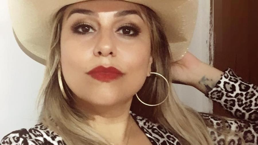 Franciane Costa Simione Dourado de Oliveira relatava problemas com o marido   Foto: Acervo pessoal
