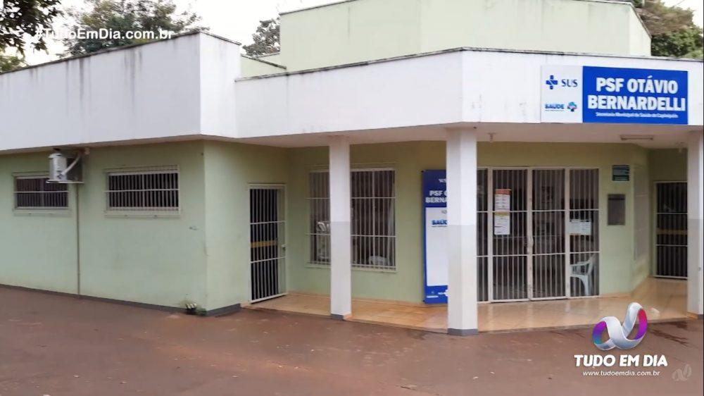 PSF Bairro São João, em Capinópolis | Foto: Arquivo/Tudo Em Dia