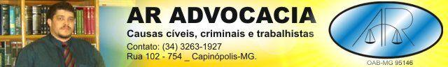 Alexandre Santos Gomes advogado em Capinópolis