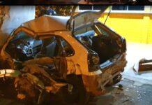 Motorista morto em acidente na BR-364 transportava carga milionária de droga